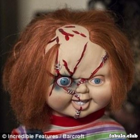 Самые страшные куклы