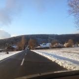 Зимняя дорога (Westerwald)