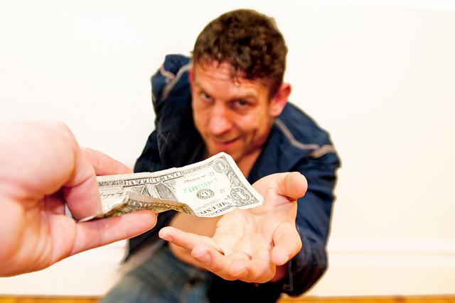 Знакомый Отдолжил Деньги И Не Отдает
