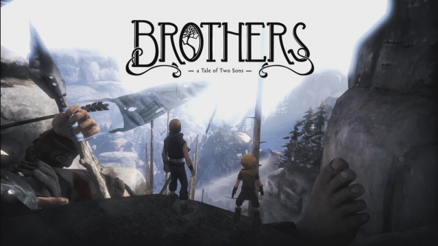 Brothers: A Tale of Two Sons маленький шедевр