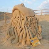 Скульптура из песка 11