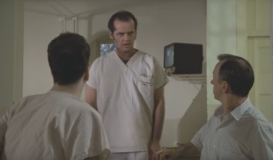 One Flew Over the Cuckoo's Nest - лучший фильм всех времен и народов