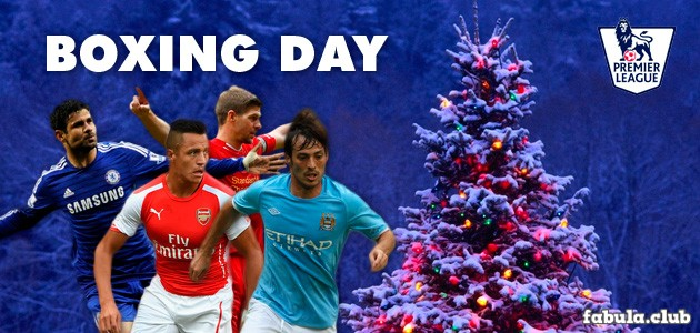 Boxing Day в АПЛ