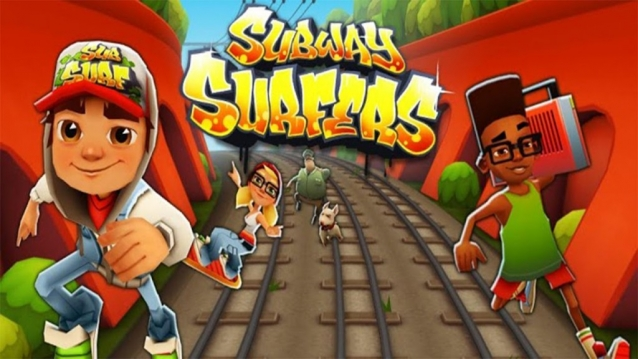 Subway Surfers - игра