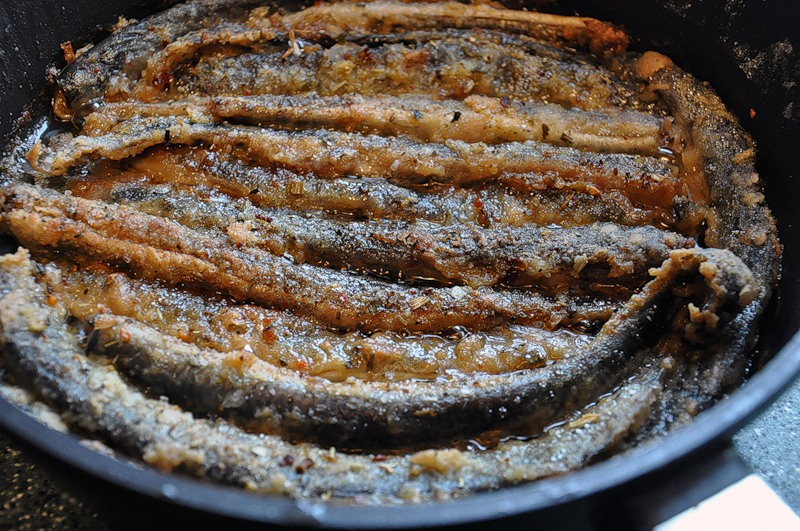 миноги маринованные рецепт с фото