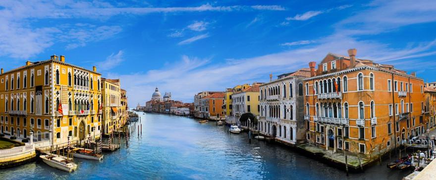 Солнце в Венеции