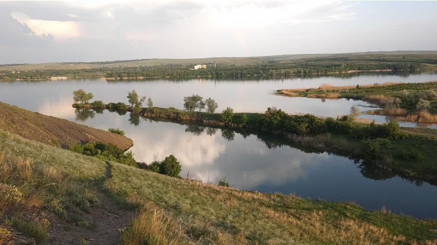 Успенское водохранилище